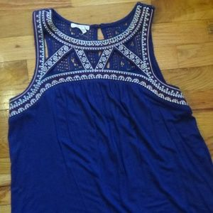 Maurices Womens Tank size Large